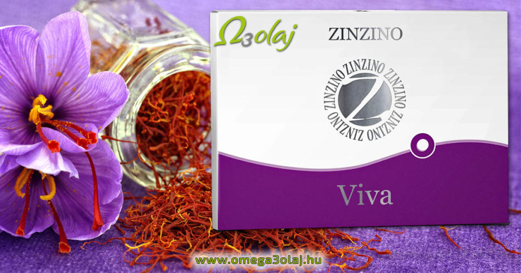Viva zinzino természetes étrend-kiegészítő