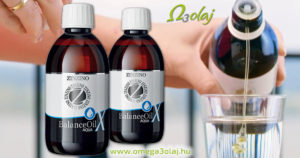omega 3 olaj aqua x vízben oldódó halolaj