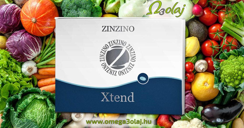 xtend zinzino legfejlettebb étrend-kiegészítő 23 vitamin