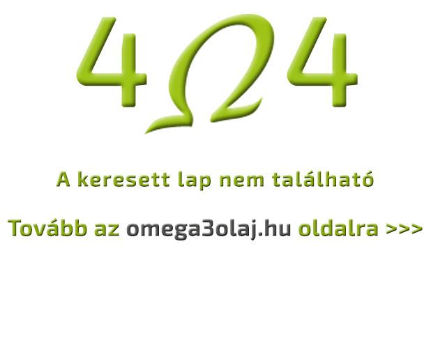 404 omega 3