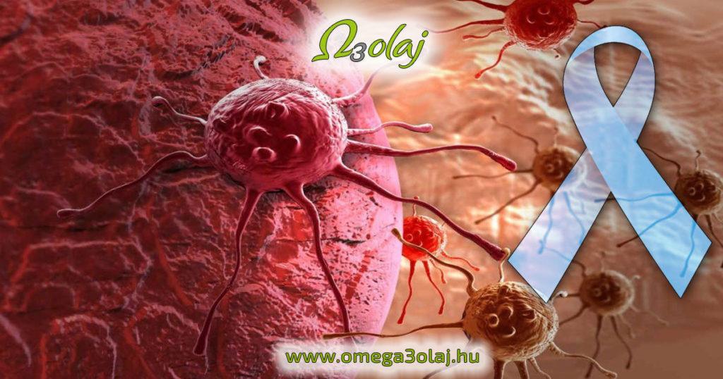 omega-3 rákbetegségek
