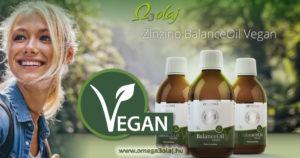 omega 3 vegan vegetáriánusoknak