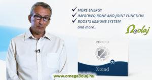 xtend zinzino legfejlettebb étrend-kiegészítő 23 vitaminnal